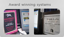 Award winning systems